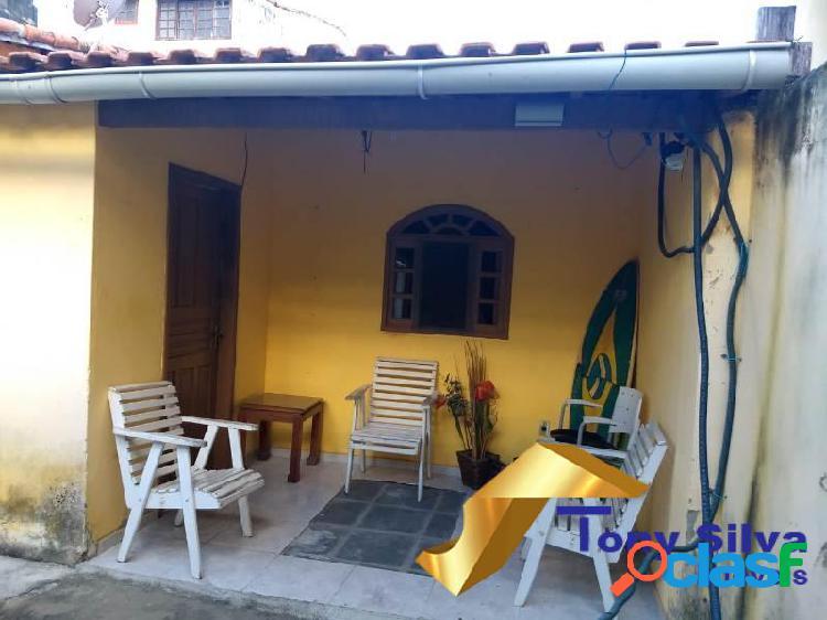 Casa linear com 2 quartos localizada no jardim excelsior em cabo frio!!