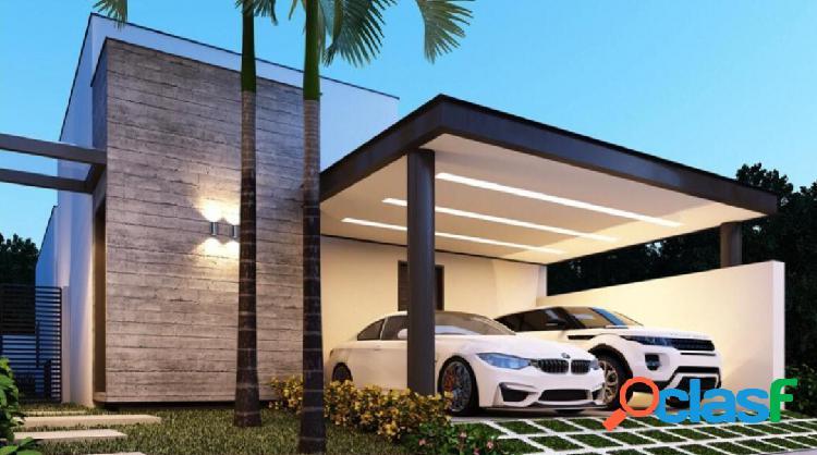Casa térrea - 3 suítes - altos da serra 6 - defina o acabamento !