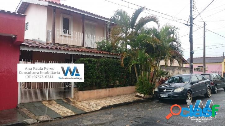 Excelente sobrado no bairro Alvinópolis em Atibaia