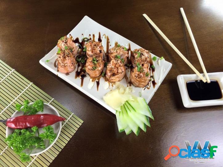 Restaurante Japonês em Atibaia