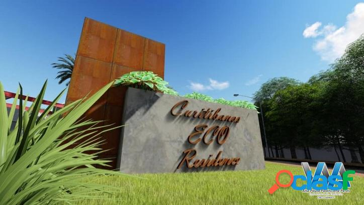 Loteamento curitibanos eco residence - chácaras