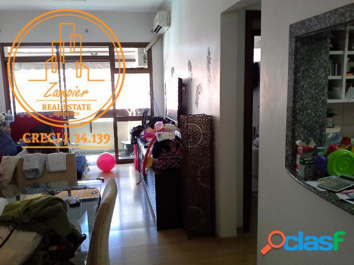 Apartamento 02 dormitórios / 01 suíte - pompéia - santos