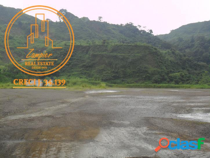 Área - 66.000 m2 - jardim das indústrias - cubatão