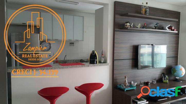 Apartamento 1 dormitório - gonzaga - santos