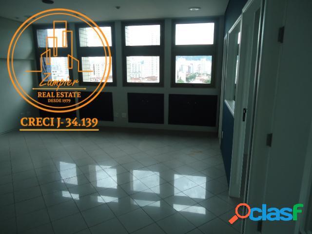 Sala Comercial 53m² - Vila Mathias - Santos 2