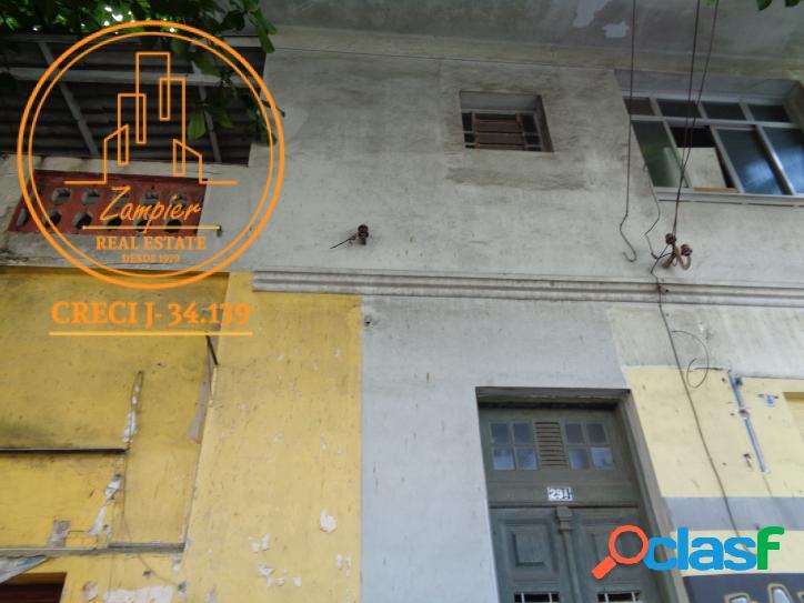 Casa / Loja Comercial - Embaré - Santos