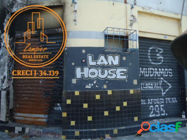 Casa / Loja Comercial - Embaré - Santos 1