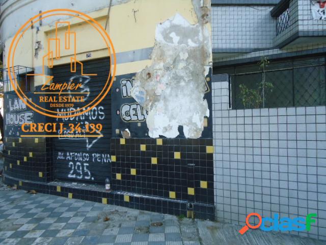 Casa / Loja Comercial - Embaré - Santos 2