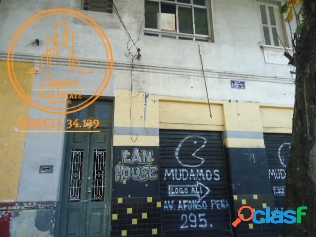 Casa / Loja Comercial - Embaré - Santos 3