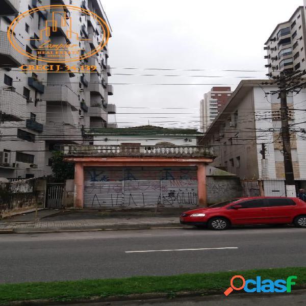 Casa Vista Mar com 760 m2 na Ponta da Praia - Santos 1