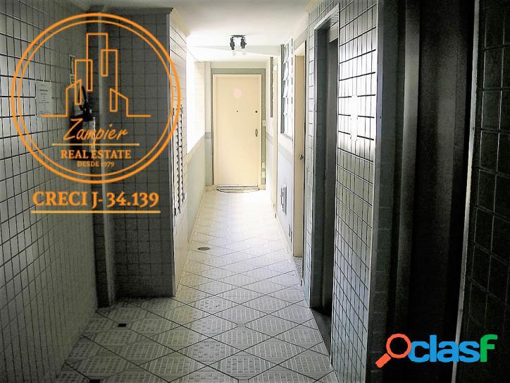 Apartamento 1 dormitório na Praia José Menino - Santos 2