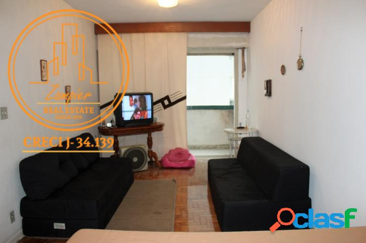 Apartamento 1 dormitório na Praia José Menino - Santos 3