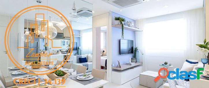 Apartamento novo - 2 quartos - 46m2 - castelo