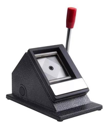 Alicate de mesa cortador de fotos 3x4 easy