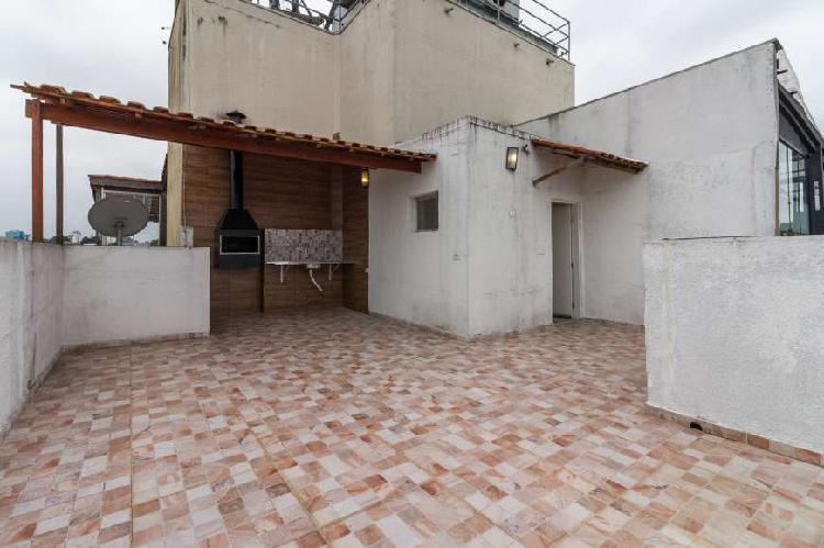 Apartamento cobertura com 107 m²   jabaquara