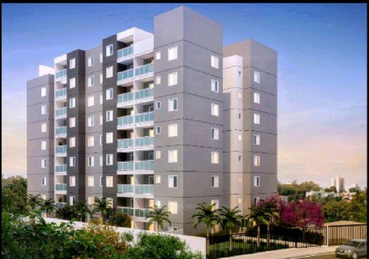Apartamento de 52m com 2 dorm sendo 1 suite com sacada + 1