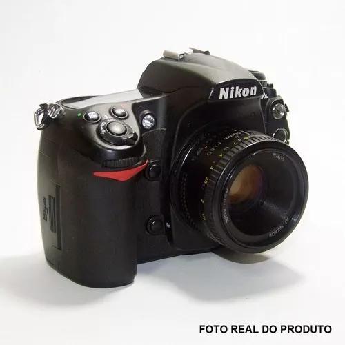 Camera nikon d300s + lente af nikkor 50mm 1:1.8 d