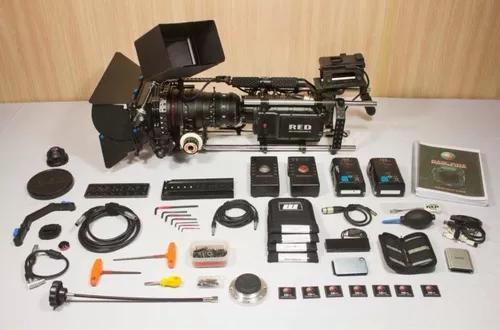 Camera red one-mx cin