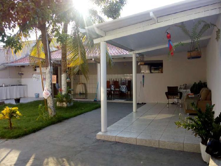 Casa a venda - jardim santa amália - cuiabá - mt -