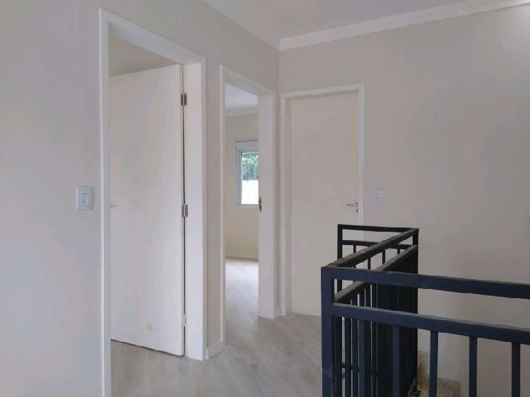 Casa à venda, 82 m², 2 dorm + escritório, 2 vagas +