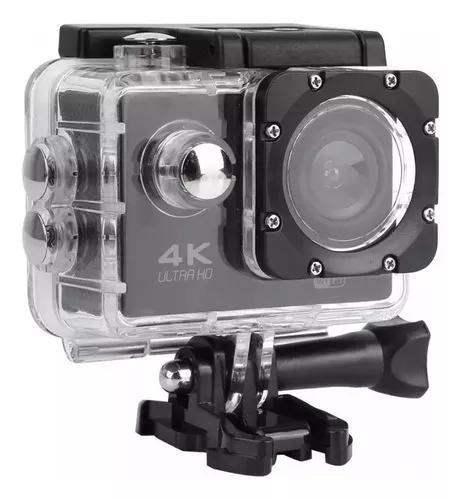 Câmera Action Go Pro 4k Sport Wifi Prova Dágua Envio