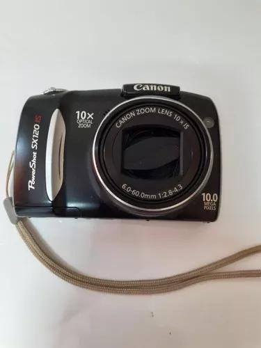 Câmera canon s