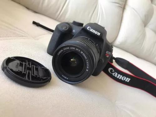 Câmera cânon t5
