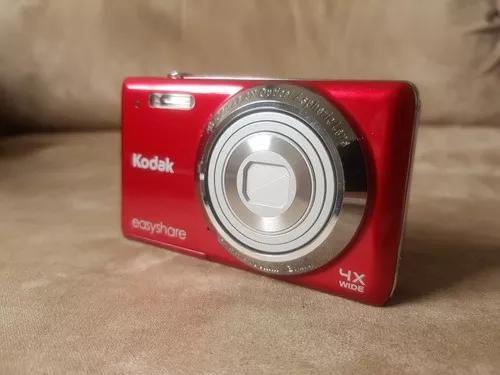 Câmera digital kodak easyshare 14 mp (praticamente nova)