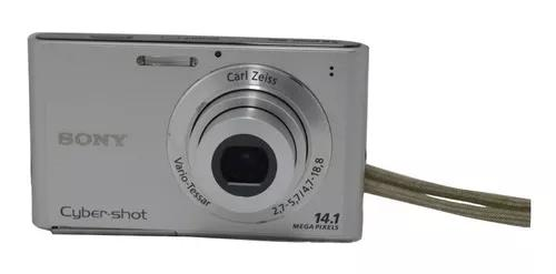 Câmera fotografica sony cyber shot dsc-w330 s