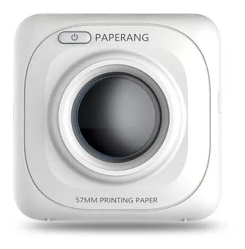 Conexão impressora fotográfica paperang p1 bluetooth 4.0