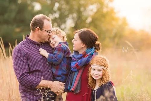 Curso profissional de fotografia de família