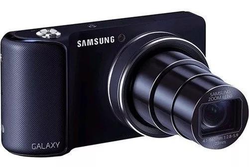 Digital camera samsung galaxy ek-gc100 16.1 mp - case