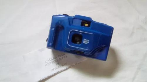 Kit com 5 cameras fotografica focus with hot shoe 35mm free