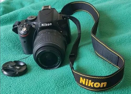 Maquina fotográfica nikon d5100 - muito nova