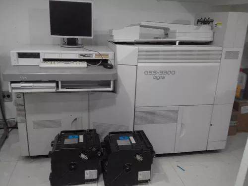Minilab digital noritsu qss 3300 para revelação