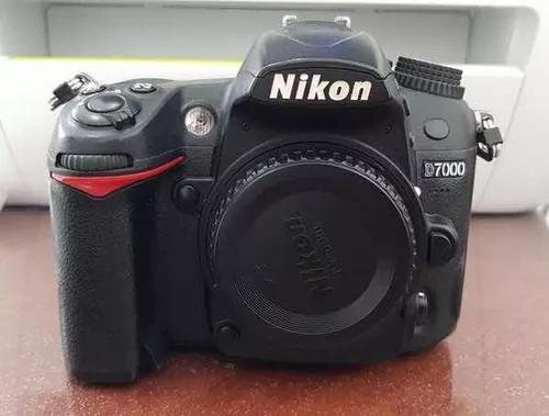 Nikon d7000 + sigma 24-70mm 2.8 + acessórios