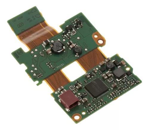 Para canon powershot g9 câmera dc/dc power board ass