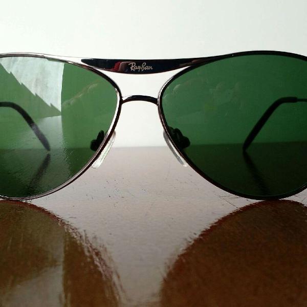 Culos de sol rayban esportivo 8015 lentes de vidro