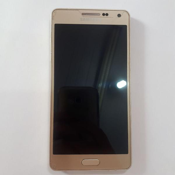 Samsung galaxy a5 dourado usado