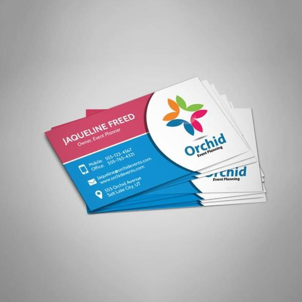 1000 unidades - cartão de visita + verniz uv brilho