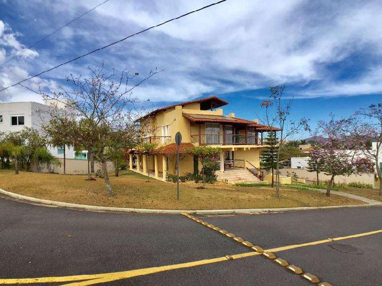 Casa, alphaville - lagoa dos ingleses, 5 quartos, 5 vagas, 5