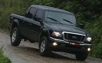 Ford ranger xlt 3.0 4x4 2006 sucata retirada de peças