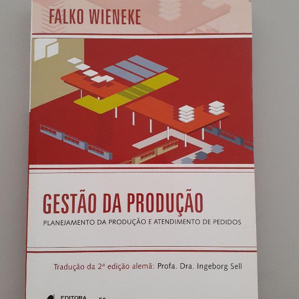 Gestão da produção - falko wieneke