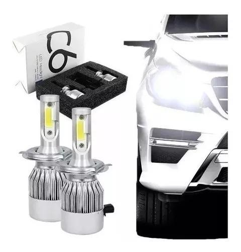 Kit lampada led automotiva h1 h3 h4 h7 h8 h9 h11 h27 hb3 hb4