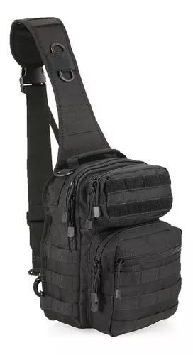 Outdoor gear sling pack mochila saco de ombro único peito