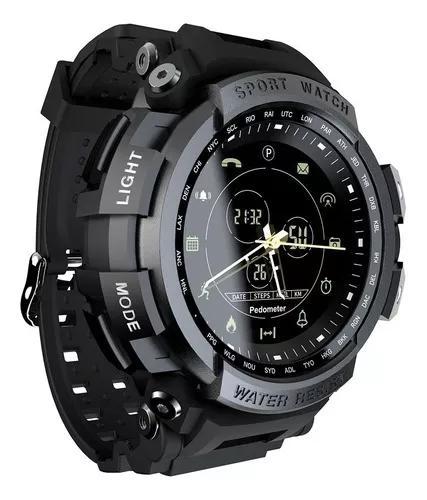 Relógio inteligente lokmat mk28 1.14 polegadas tela bt4.0 v