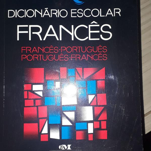 Dicionario escolar michaelis portugues frances