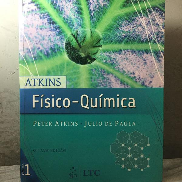 Livro físico-química volume 1