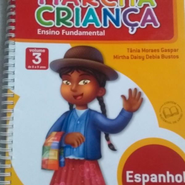 Livro marcha criança espanhol 3