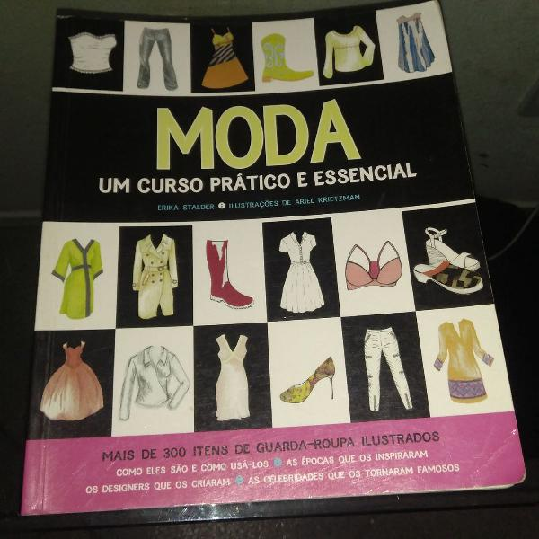 Moda descrita e ilustrada